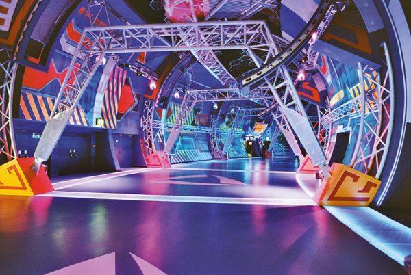 Space Park Bremen – Attraktionen