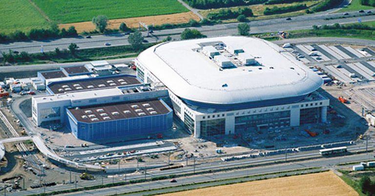 Sap Arena Mannheim Plätze